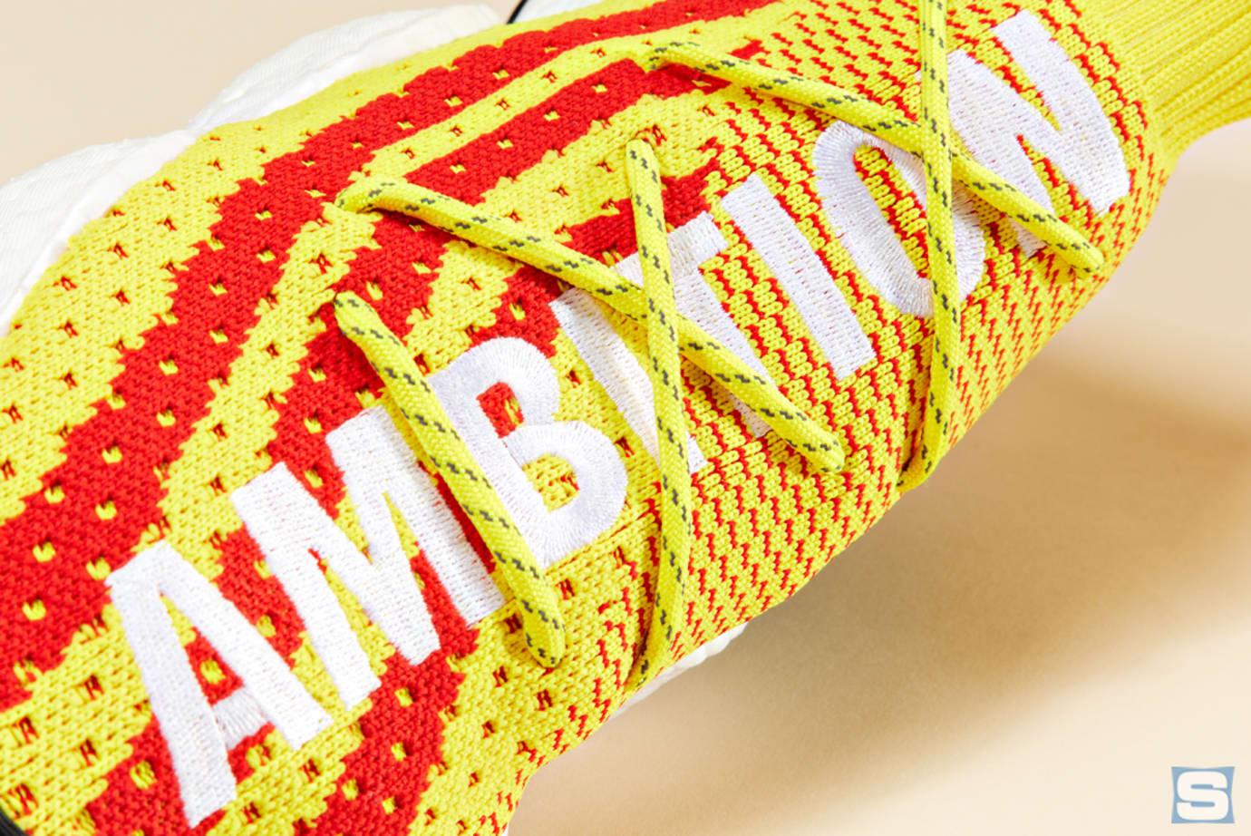 Adidas Pharrell Williams Boost Year Wear Stitching