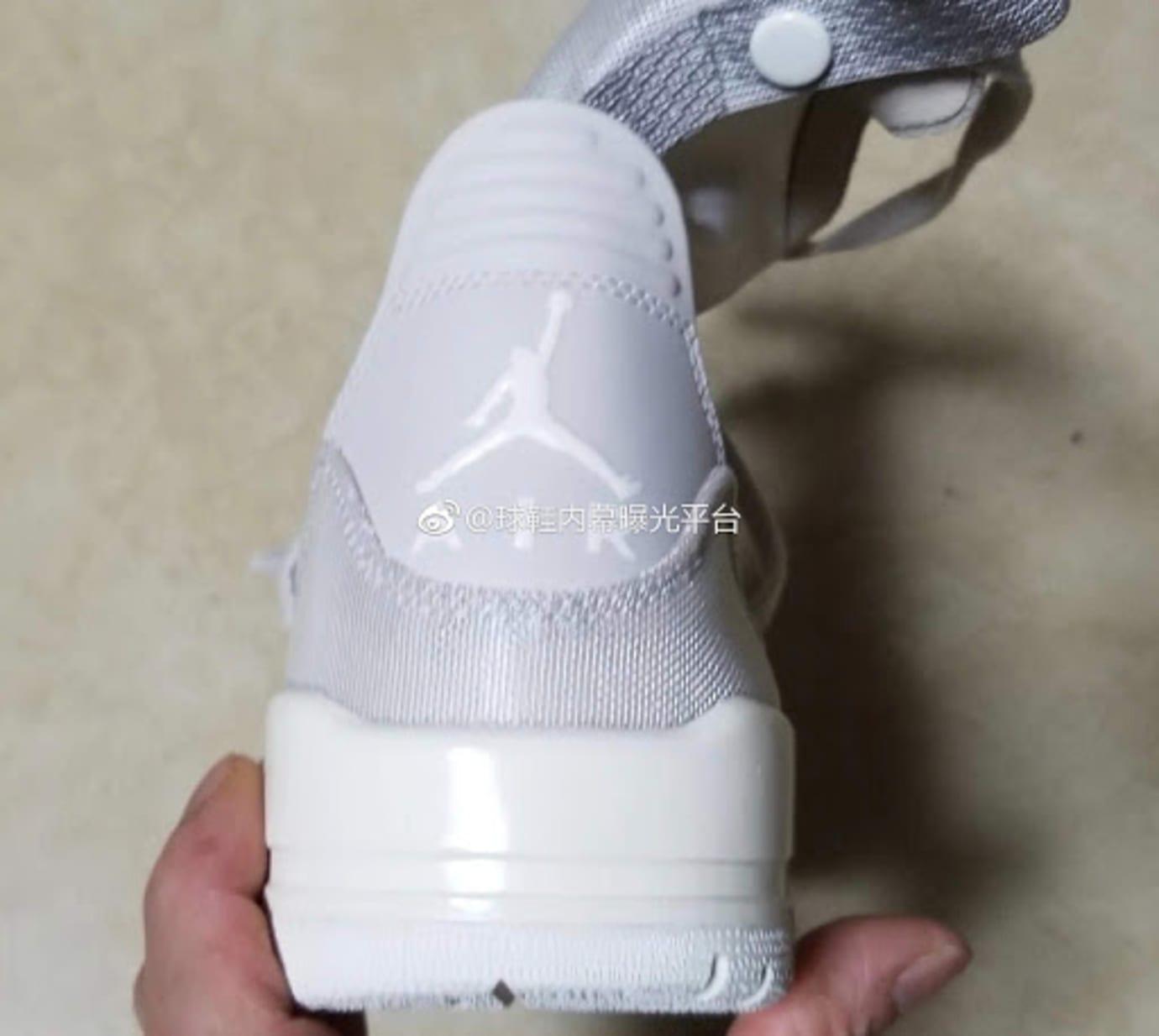 Air Jordan 3 EXP rear