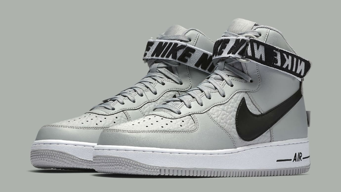 Nike Air Force 1 High NBA Statement Game Release Date Main 315121-044