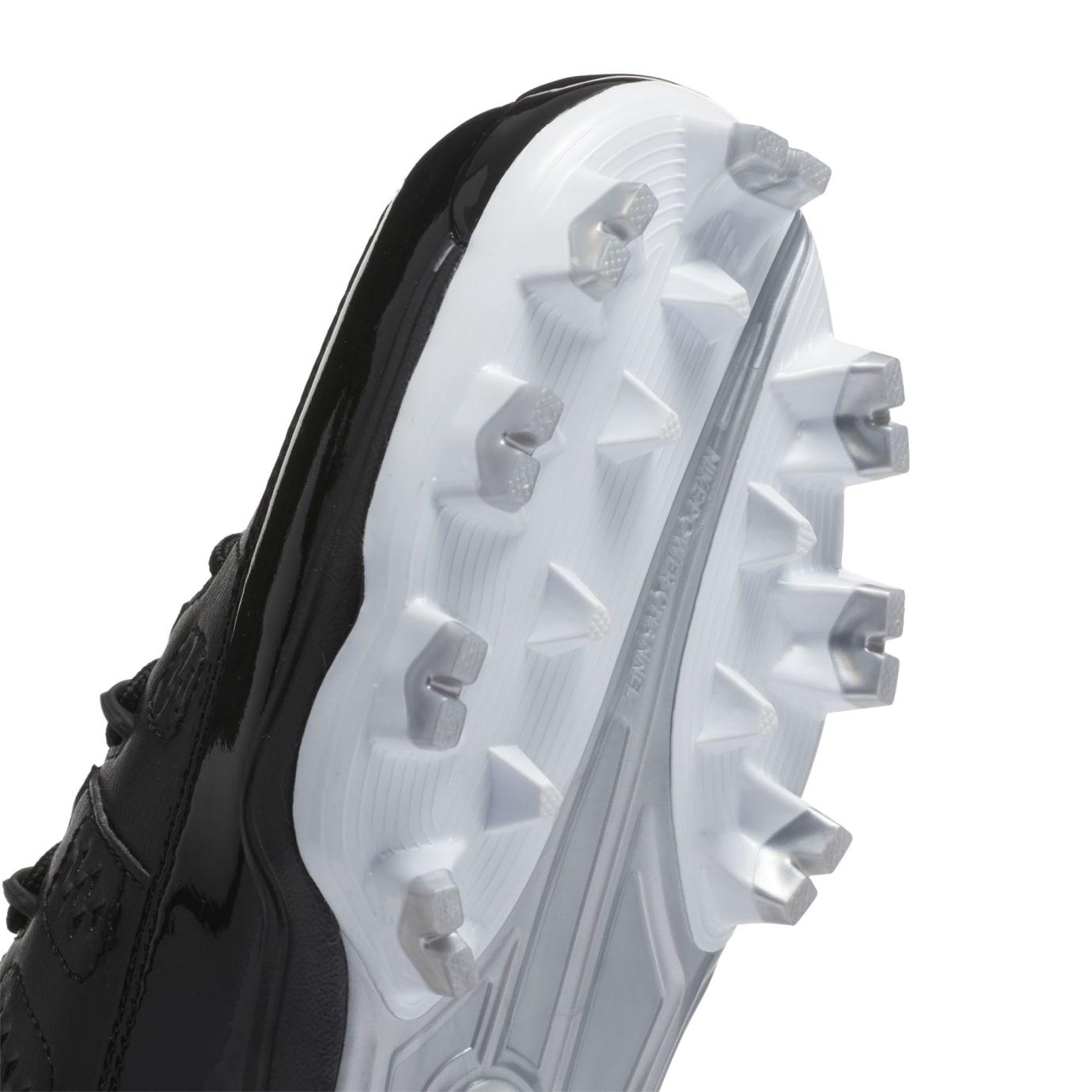 Air Jordan 9 IX MCS Baseball Cleats Black Cleat Plate