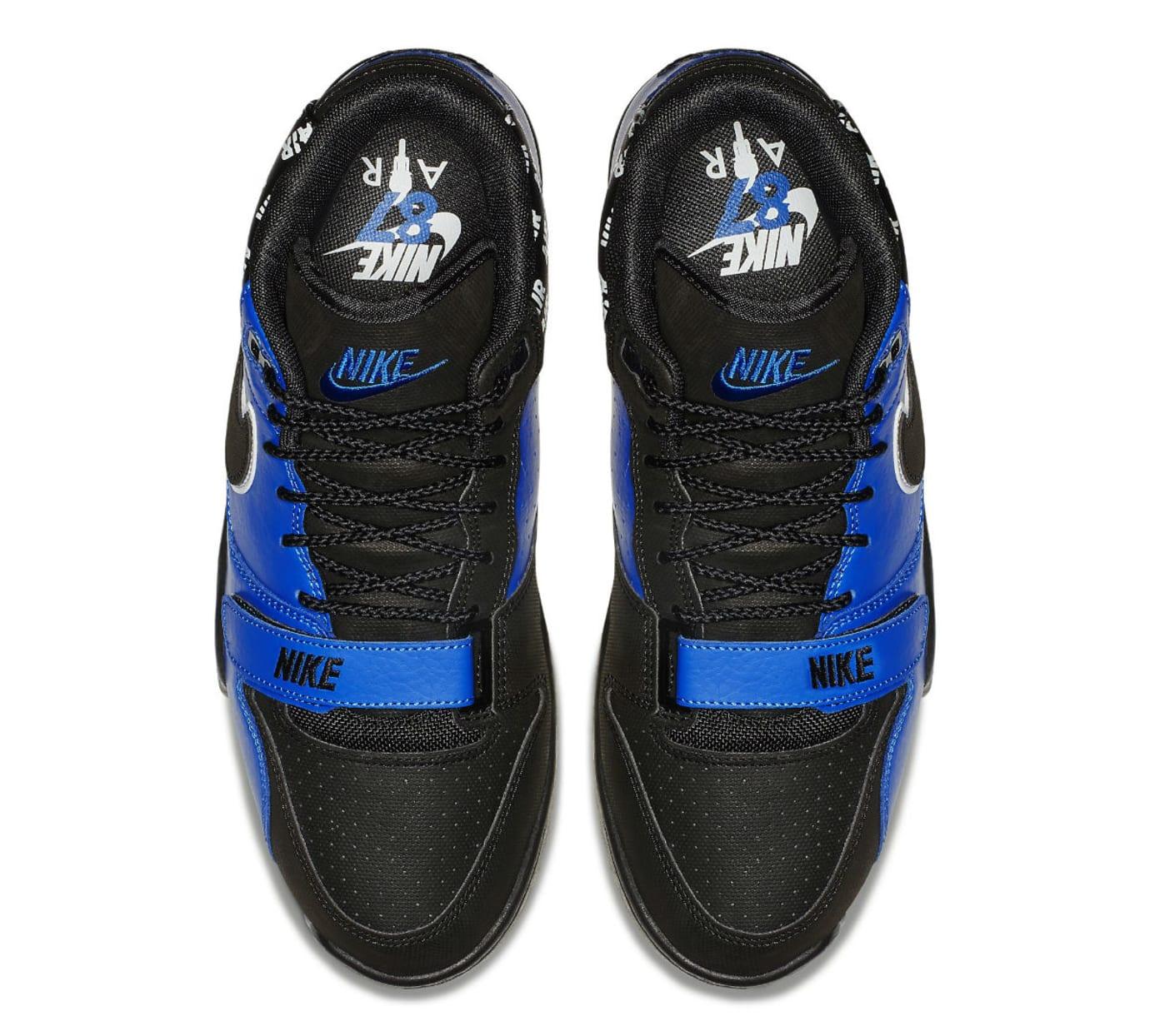 online store 36830 1ad58 Image via Nike Nike Air Trainer 1 SOA Hyper Cobalt Release Date AQ5099-400  Top