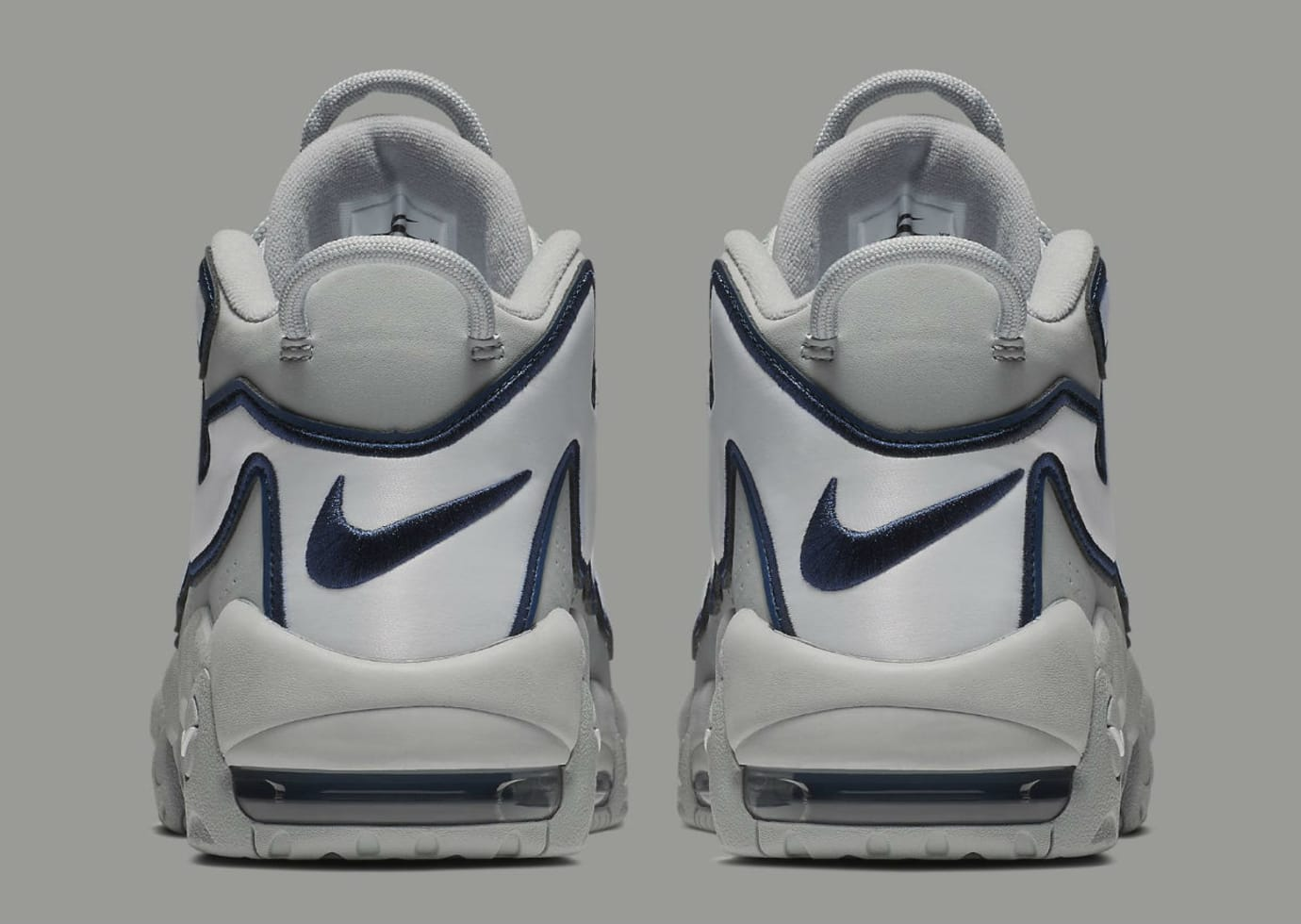 uk availability 24a3f b37bc Nike Air More Uptempo NYC Release Date AJ3137-001 Heel