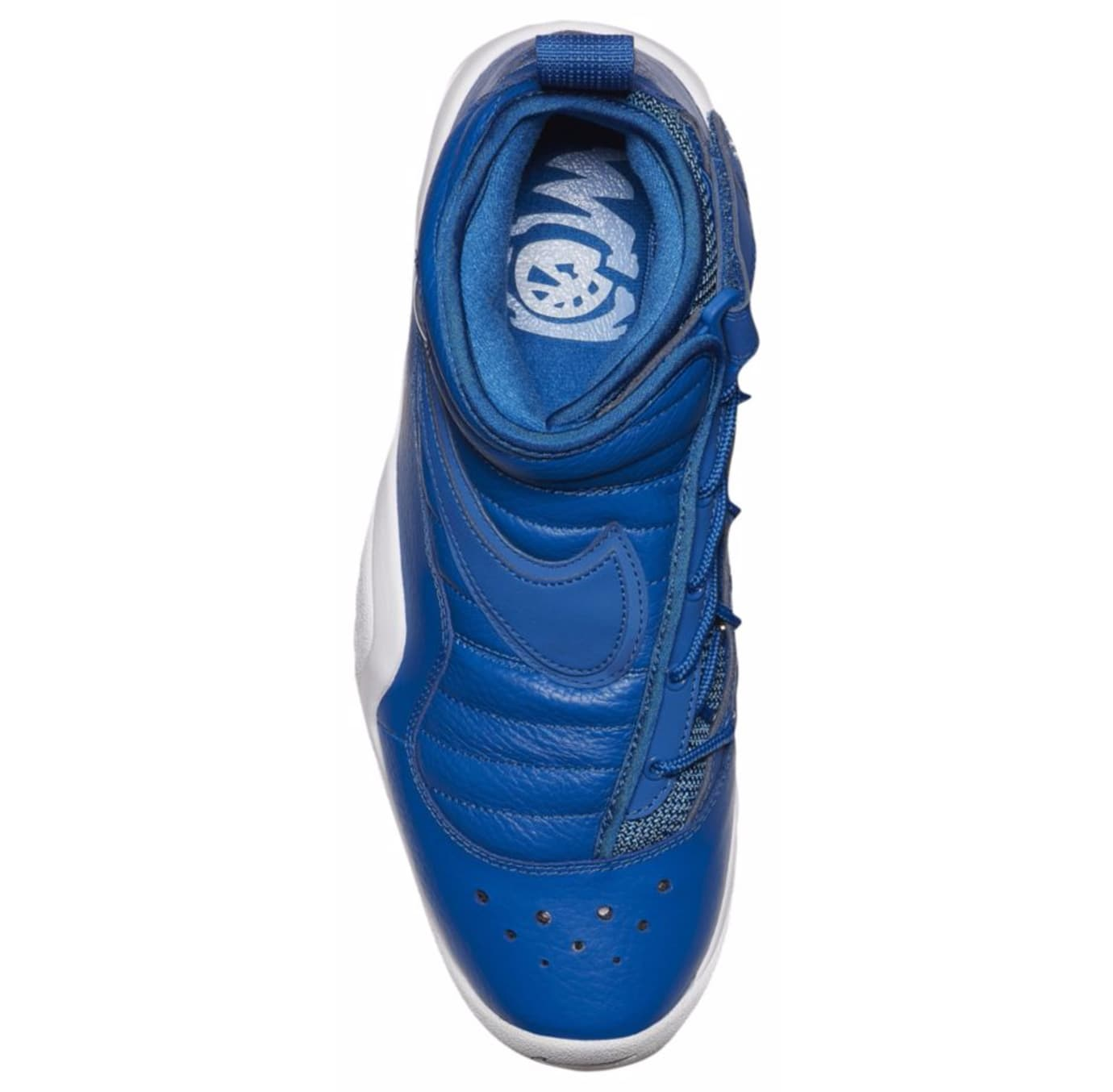 Image via Foot Locker Blue Jay Nike Air Shake Ndestrukt Top d054a9a75