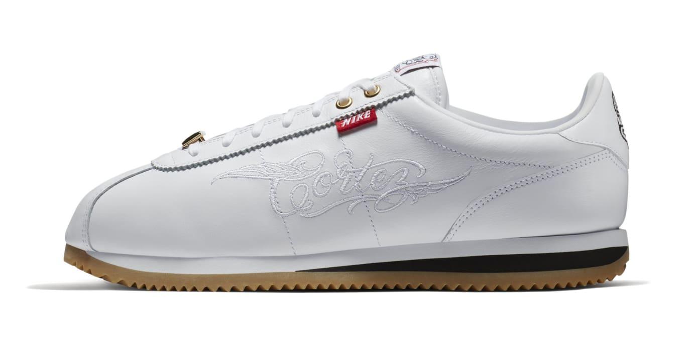 Nike Cortez Mister Cartoon White