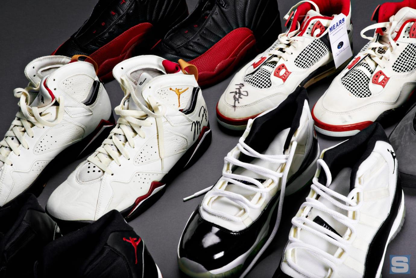 4324ea9b5b30 Bill Scmidt Michael Jordan Sneaker Collection