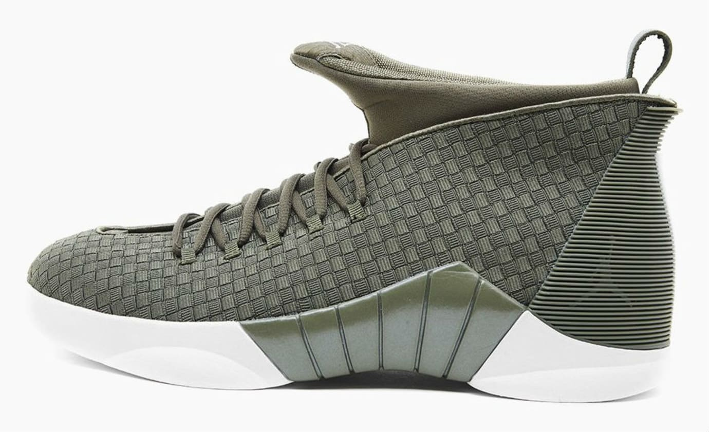 PSNY x Air Jordan 15 Olive Release Date