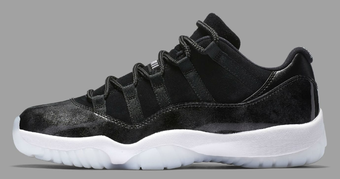 8e4199ff7c4 Air Jordan 11 Low Barons Release Date 528895-010 | Sole Collector