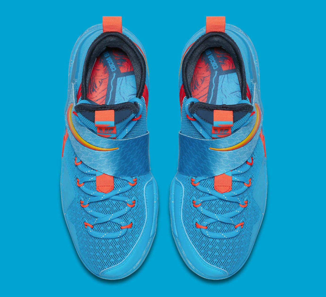 buy popular 0bb83 72fa7 Nike LeBron 14 GS Cocoa Beach Release Date Top 859468-477