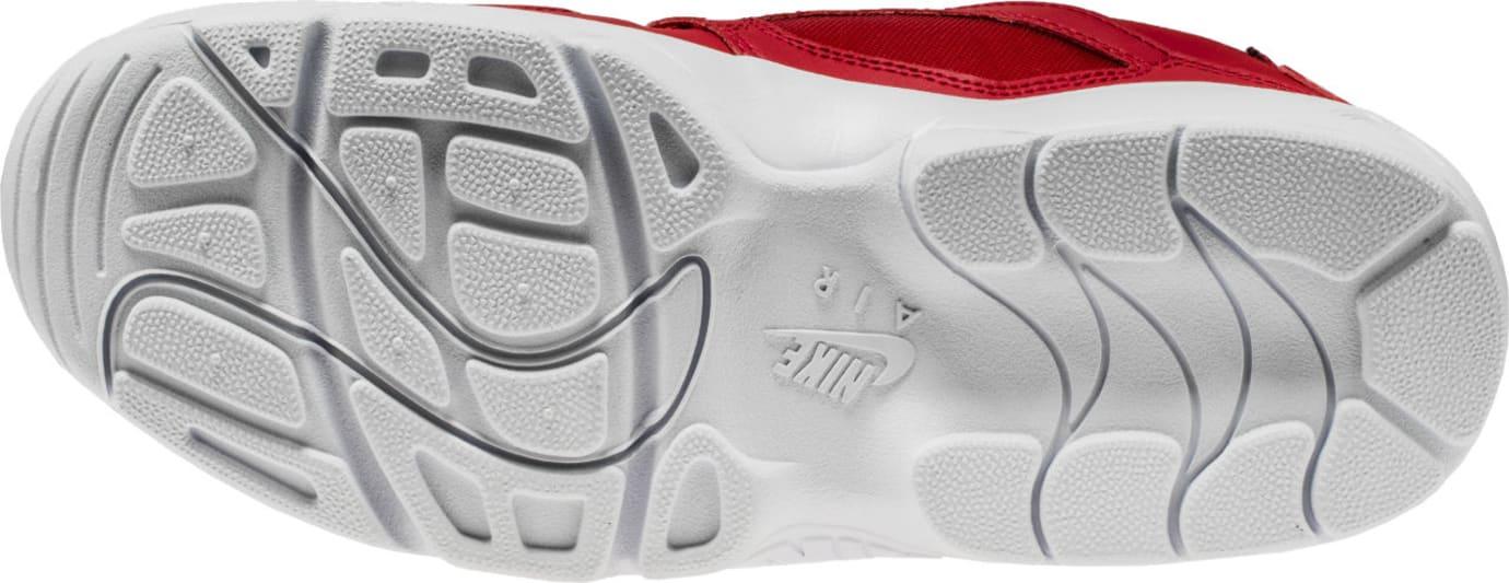 Nike Air Diamond Turf Red White 309434-600 Sole
