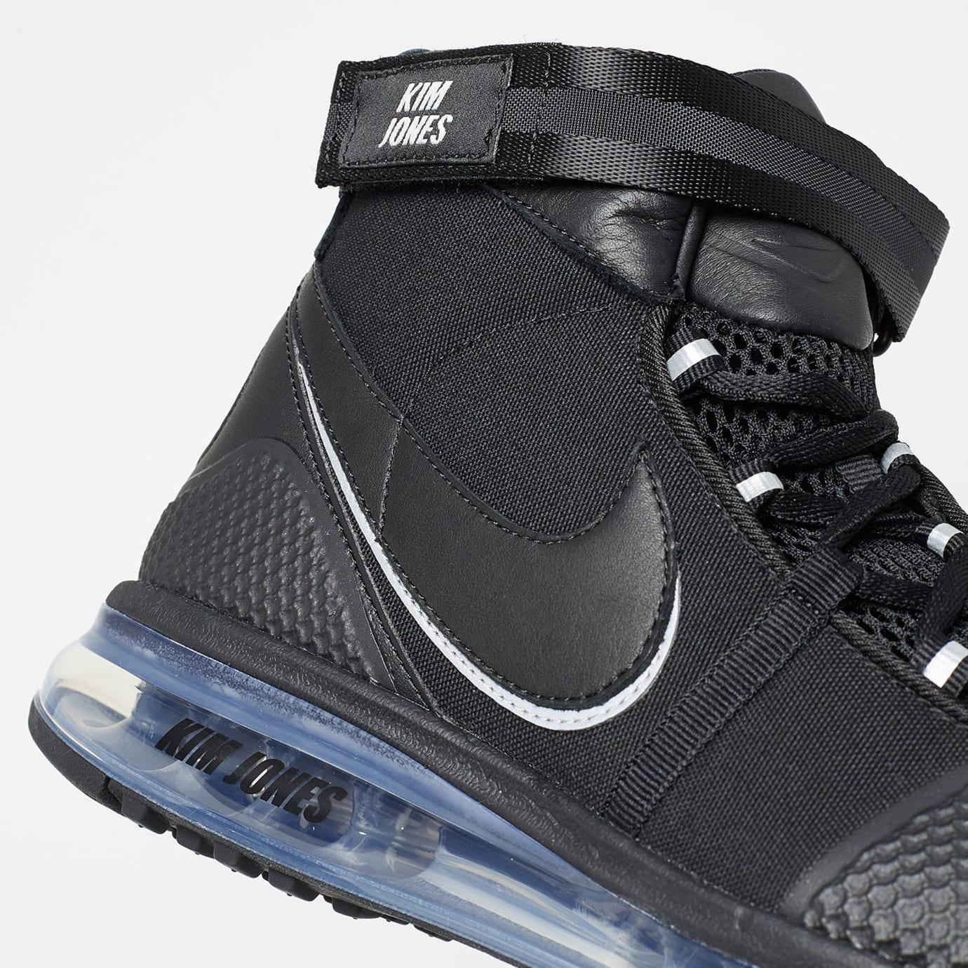 a1af63c7a7 Image via Solebox · Kim Jones x NikeLab Air Max 360 HI/JK 'Black' AO2313-001