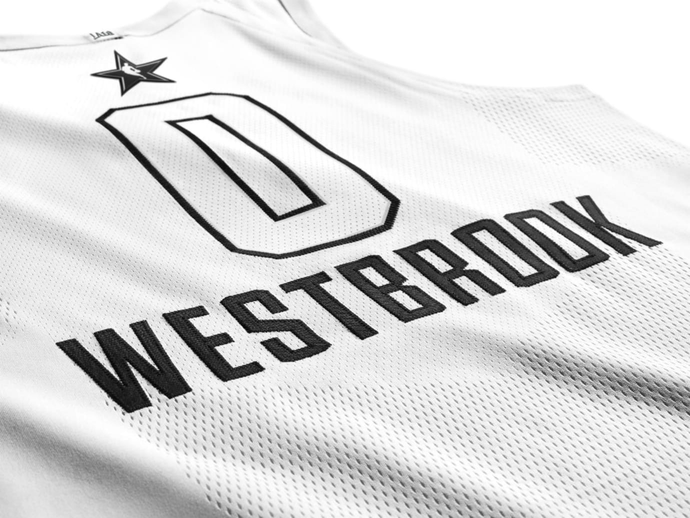 1f268b609 Jordan Brand 2018 NBA All-Star Jerseys Westbrook Name