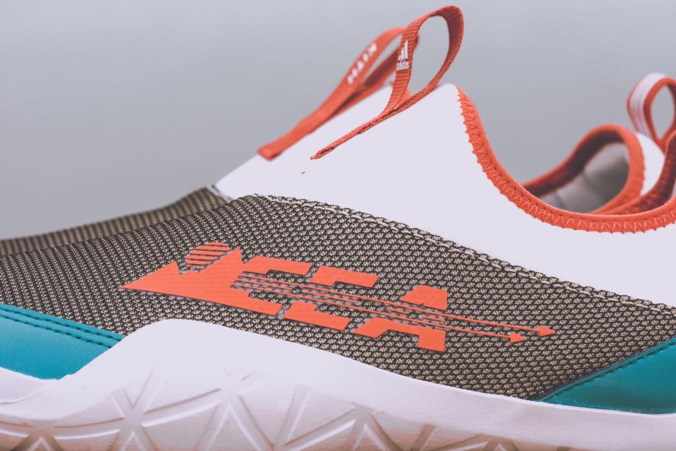 Kith x Adidas Climacool Jawpaw Slip-On (Detail)