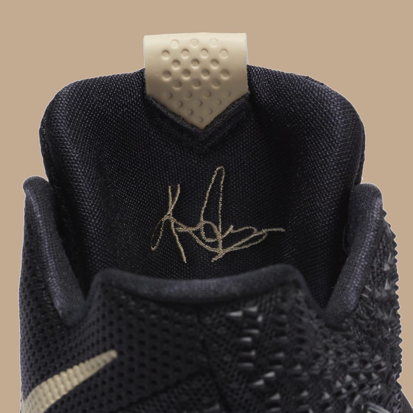 Nike Kyrie 3 No Diving 859466-092 Tongue