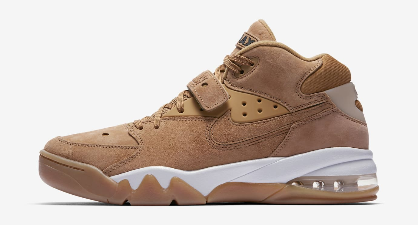 cheap for discount 665ba bce50 Image via Nike Wheat Nike Air Force Max Flax 315065-200