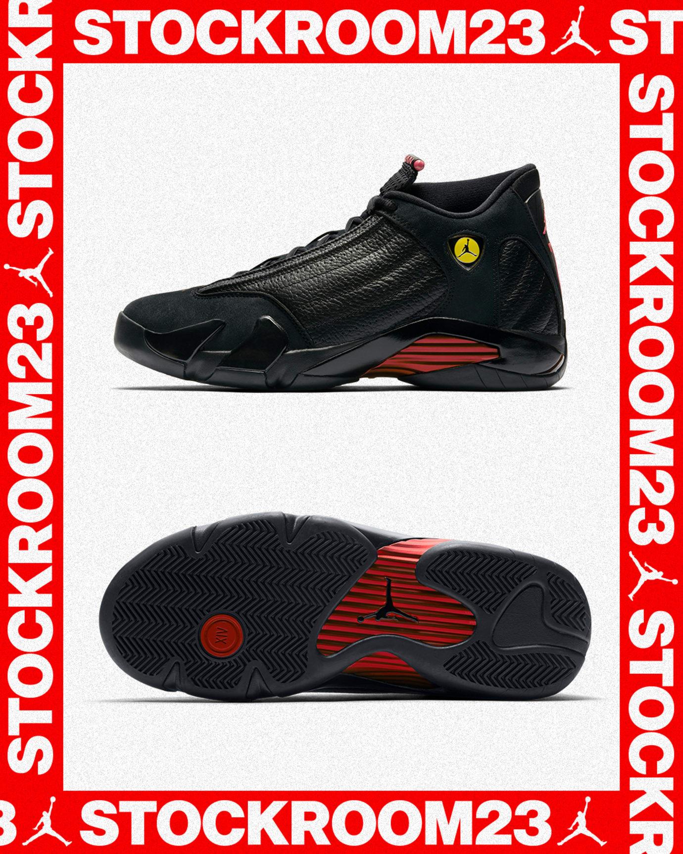 House of Hoops Stockroom23 Air Jordan 14 'Last Shot' Early Release