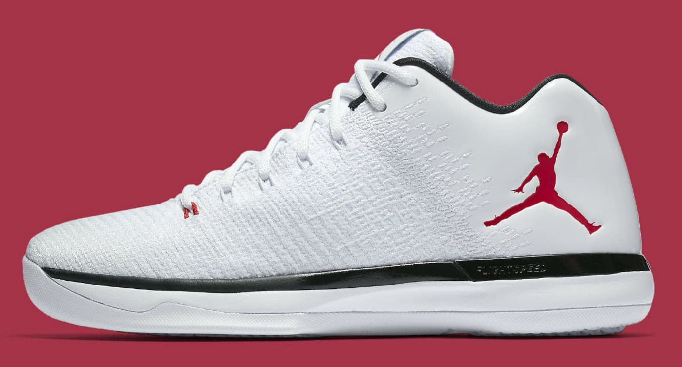 new styles 5b581 28846 Air Jordan 31 Low Chicago Home Release Date Profile 897564-101
