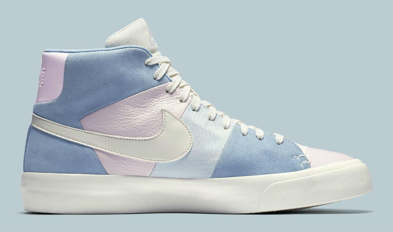 Nike Blazer Easter 2018 Release Date AO2368-600 Medial
