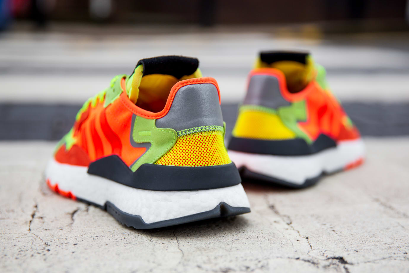 Size? Exclusive Adidas Nite Jogger 'Road Safety' 2