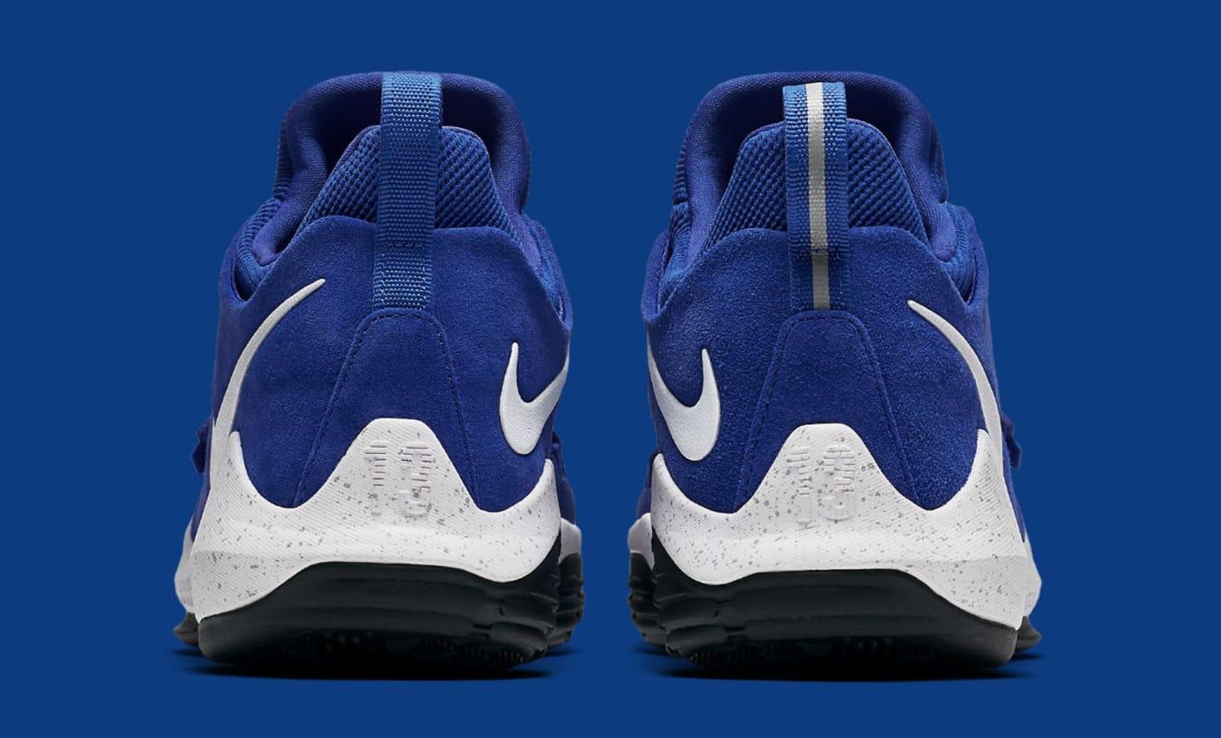 Nike PG1 Game Royal Release Date Heel 878628-400