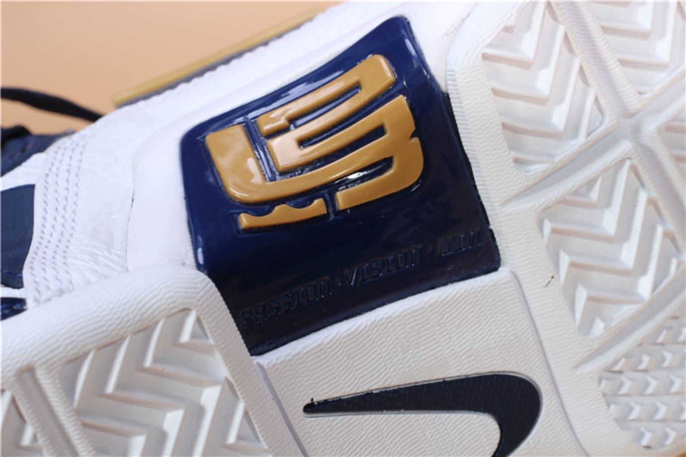 finest selection 02182 62b1e Nike LeBron Soldier 1 Retro 25 Straight Release Date Midsole