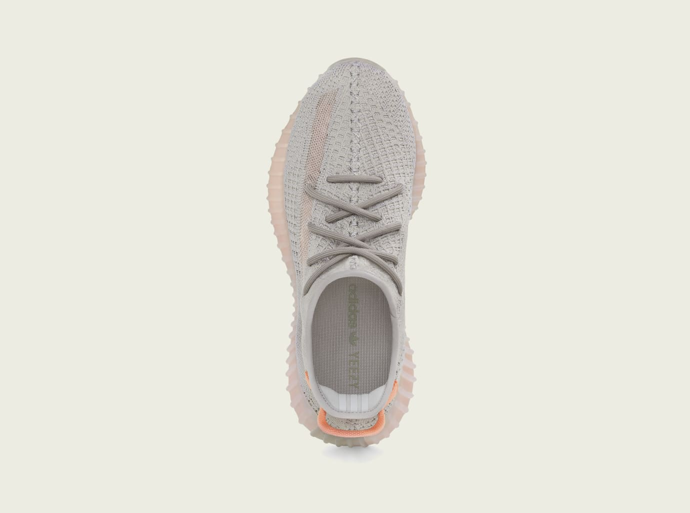 4a410358f76 Image via Adidas Adidas Yeezy Boost 350 V2  True Form  (Top)