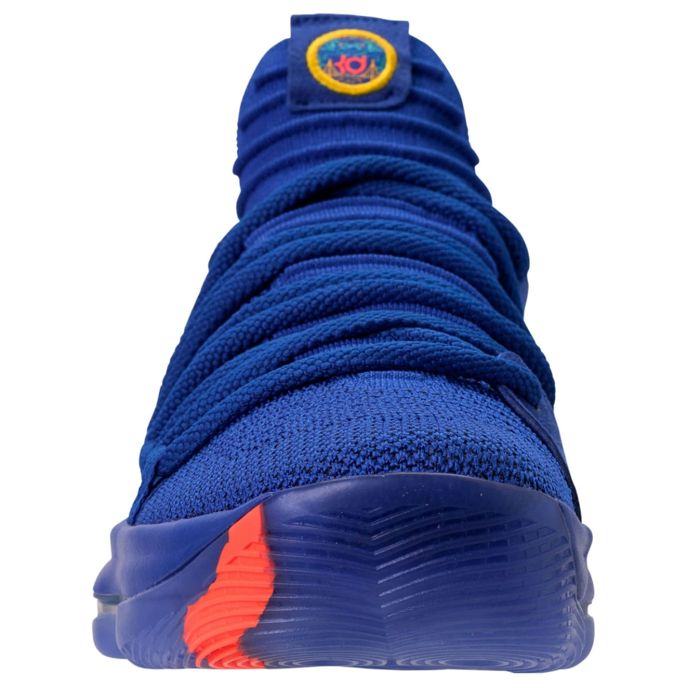 658938c51ed Nike KD 10 City Edition Release Date 897815-402 Front