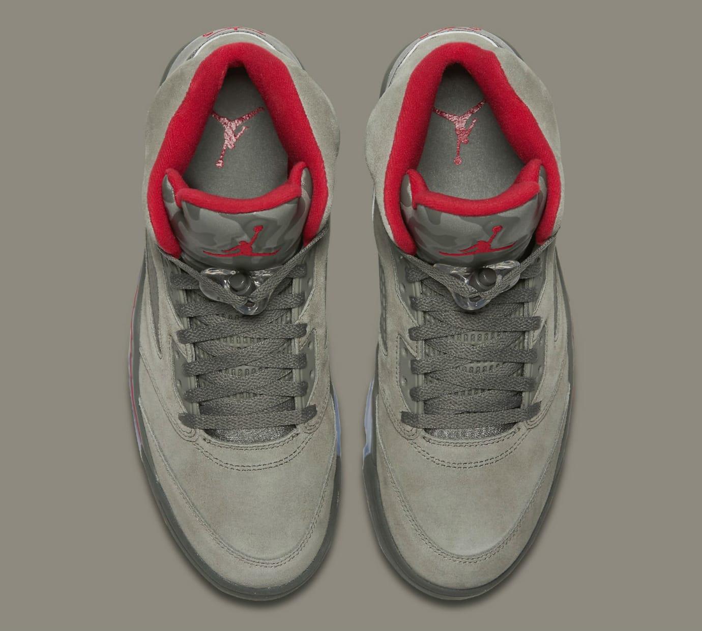 Air Jordan 5 Camo Release Date Top 136027-051