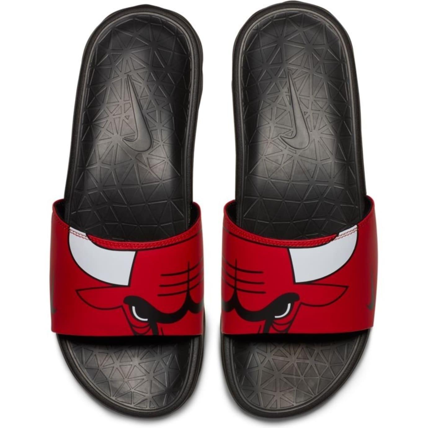 Nike Bulls Slide