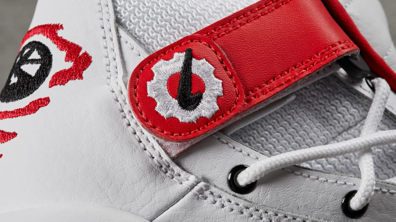 Nike Air Shake Ndestrukt Bulls Strap Release Date