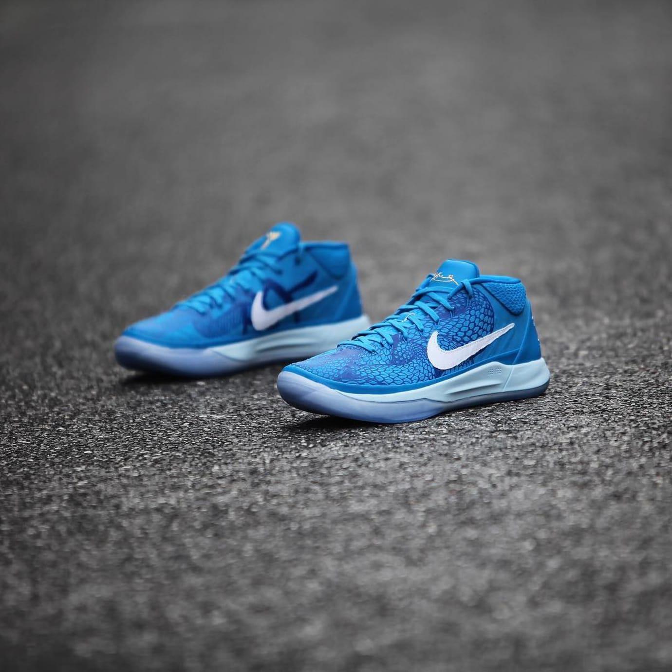 new concept e789f 0cc37 Nike Kobe A.D. Mid DeMar DeRozan PE Release Date   Sole Collector