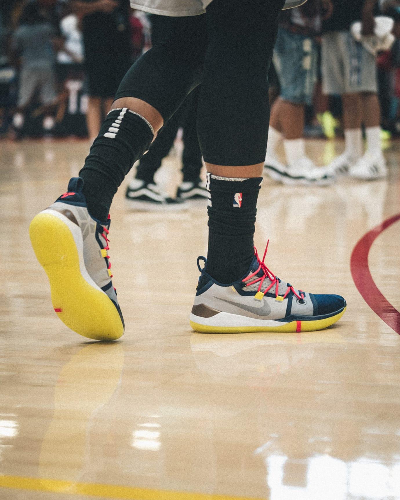 Nike Kobe A.D. 2018 DeMar DeRozan Sole