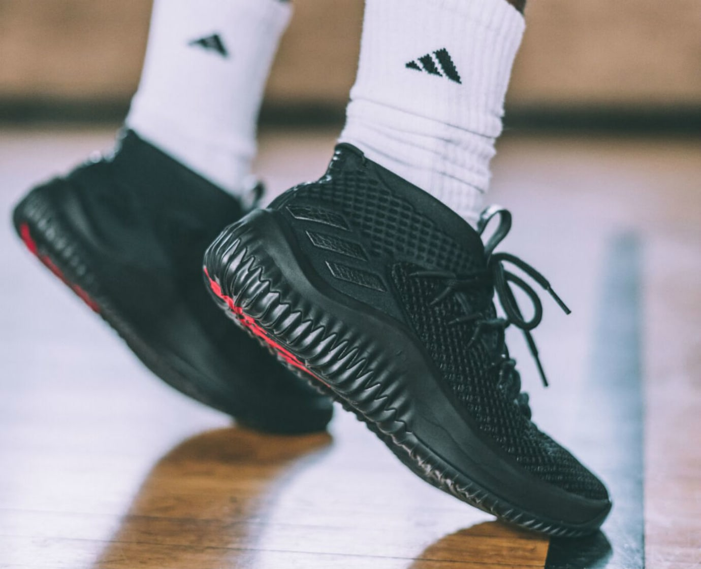Adidas Dame 4 Dame Time Release Date BW1518 Heel