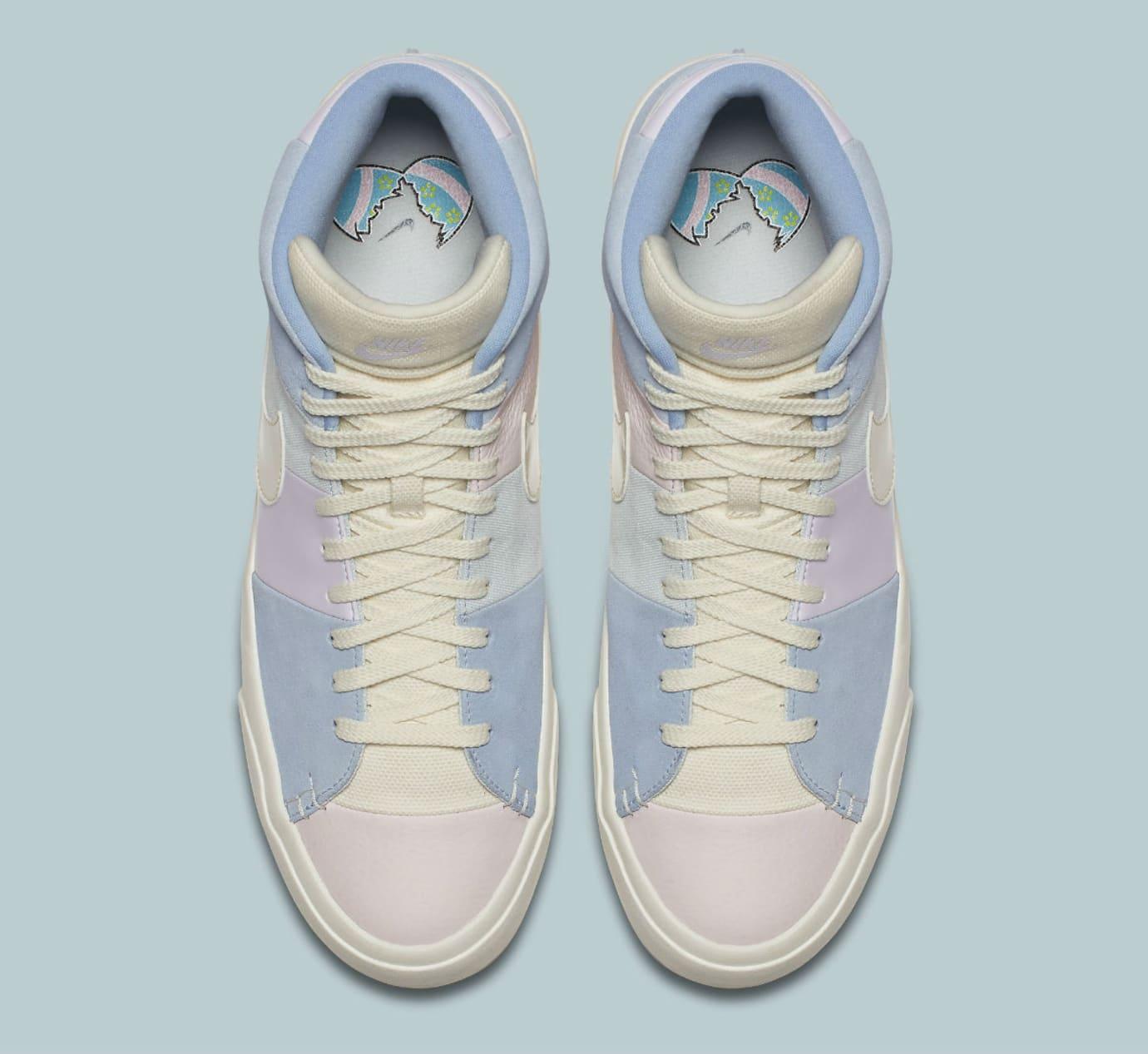 Nike Blazer Easter 2018 Release Date AO2368-600 Top