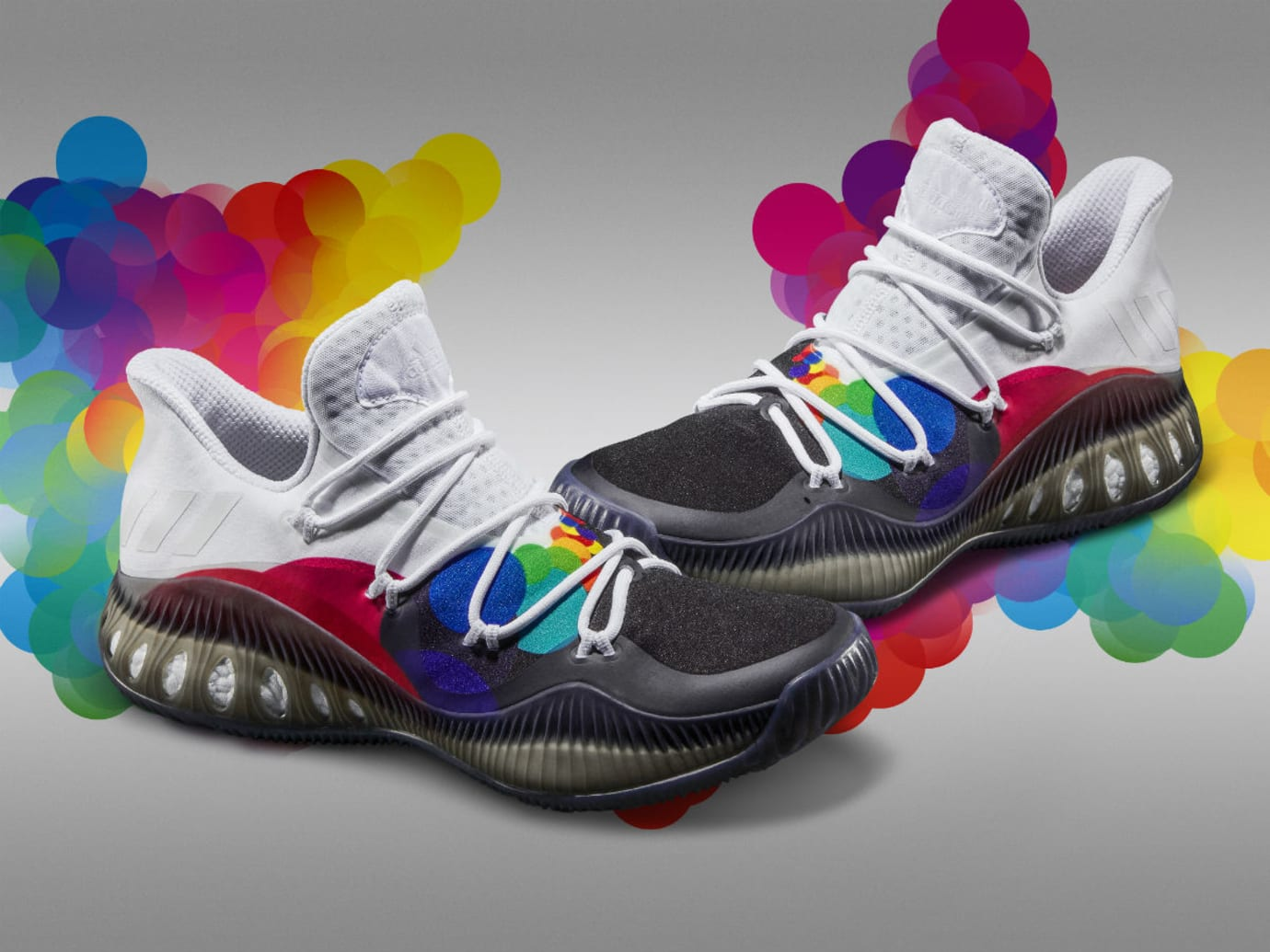 Adidas Pride Pack Crazy Explosive Low Release Date