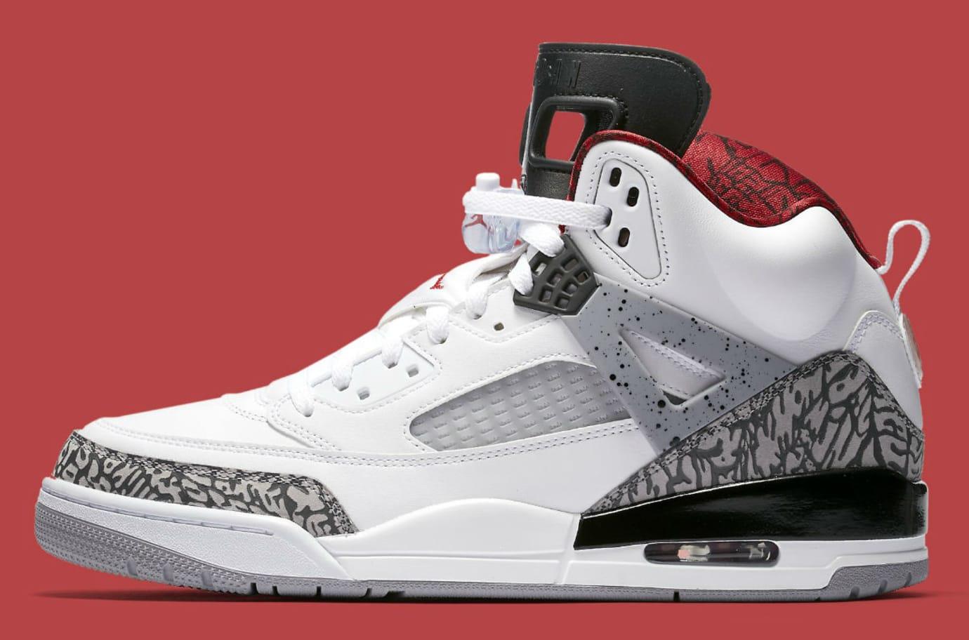 Jordan Spizike White Cement 2017 Release Date Profile 315371-122