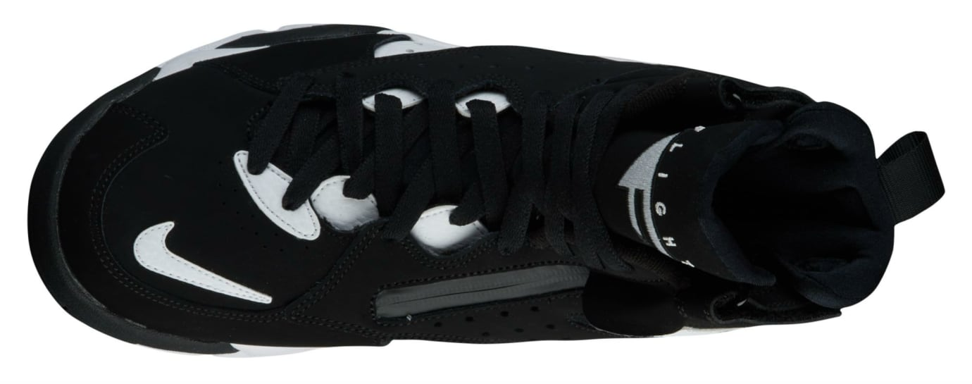 Nike Air Maestro 2 LTD Black/White Release Date AH8511-001 Top