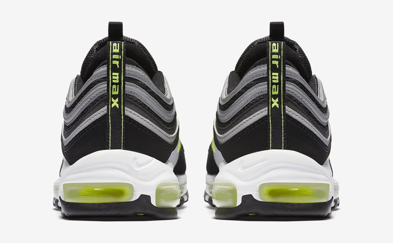 Neon Nike Air Max 97 921826-004 Heel