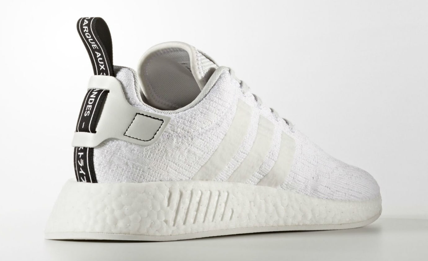 Adidas NMD R2 Triple White Release Date | Sole Collector