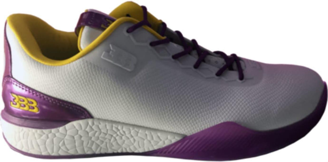 Big Baller Brand ZO2 Lakers Profile