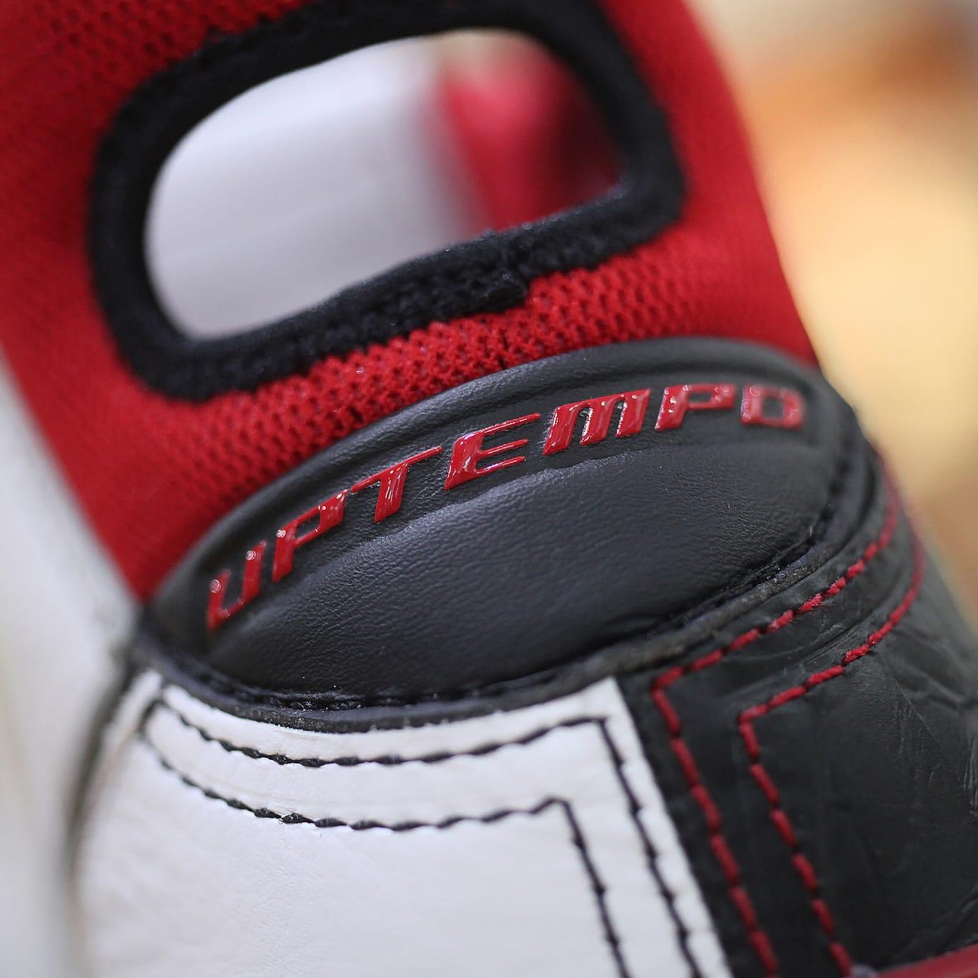 Nike Zoom Kobe 1 Protro All-Star Release Date AQ2728-102 Heel Detail
