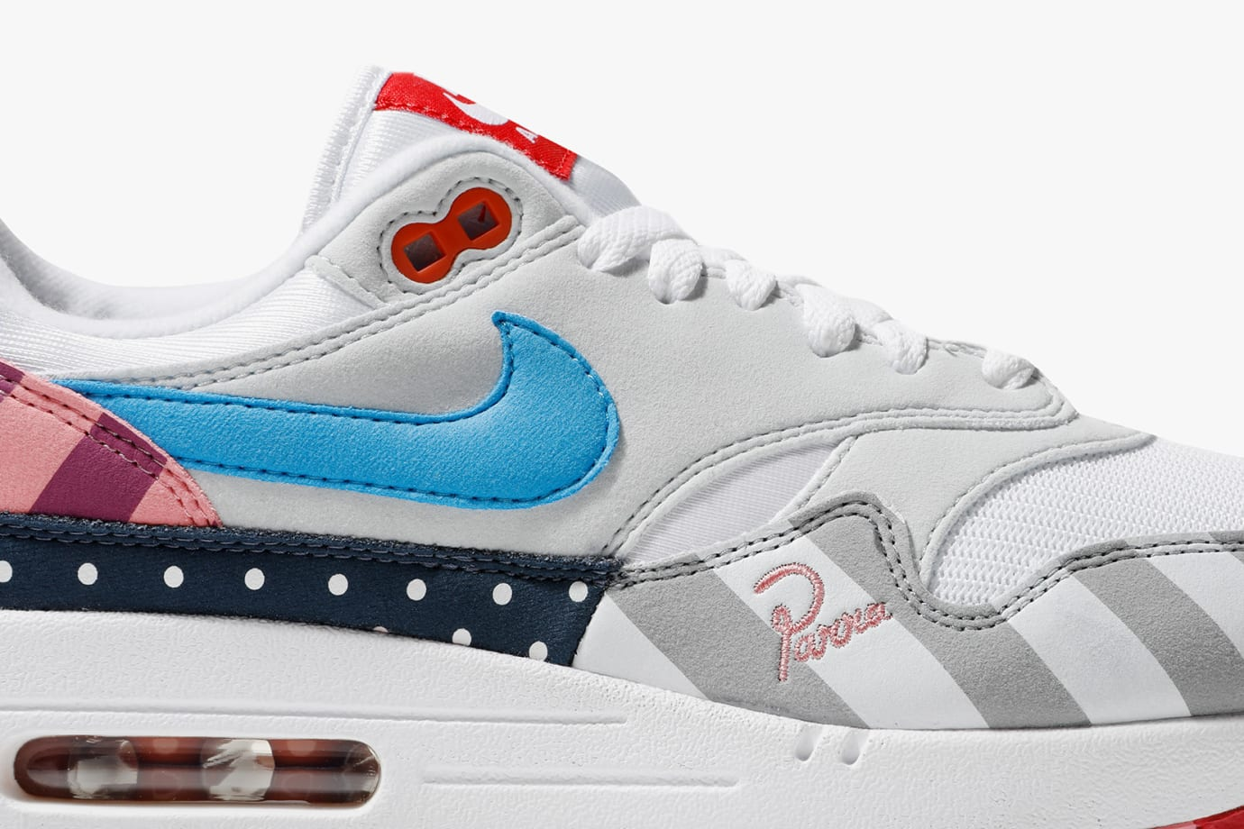 Parra x Nike Air Max 1  White Pure Platinum  AT3057-100 Release Date ... 1aeace375