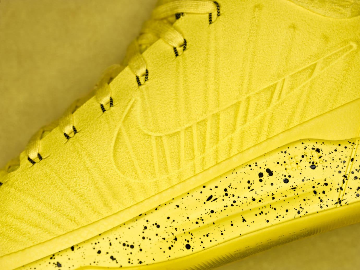 Nike Kobe AD Mid Yellow Detail