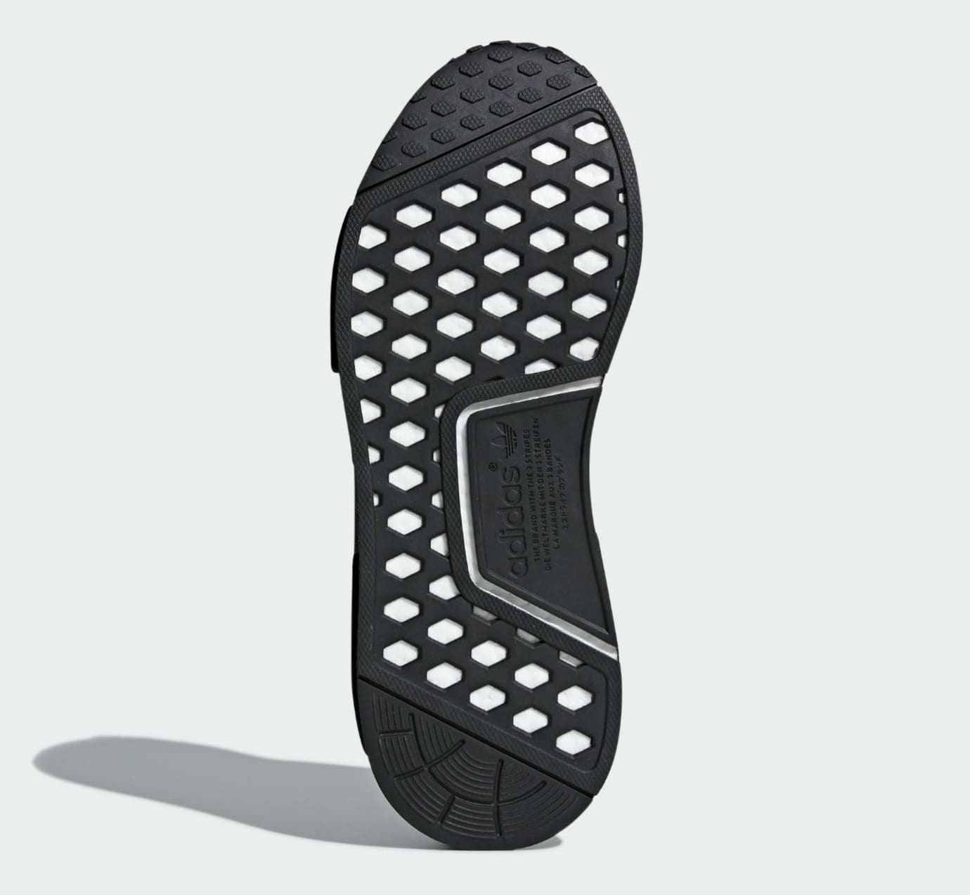 Neighborhood x Adidas NMD R1 Release Date DA8835 Sole