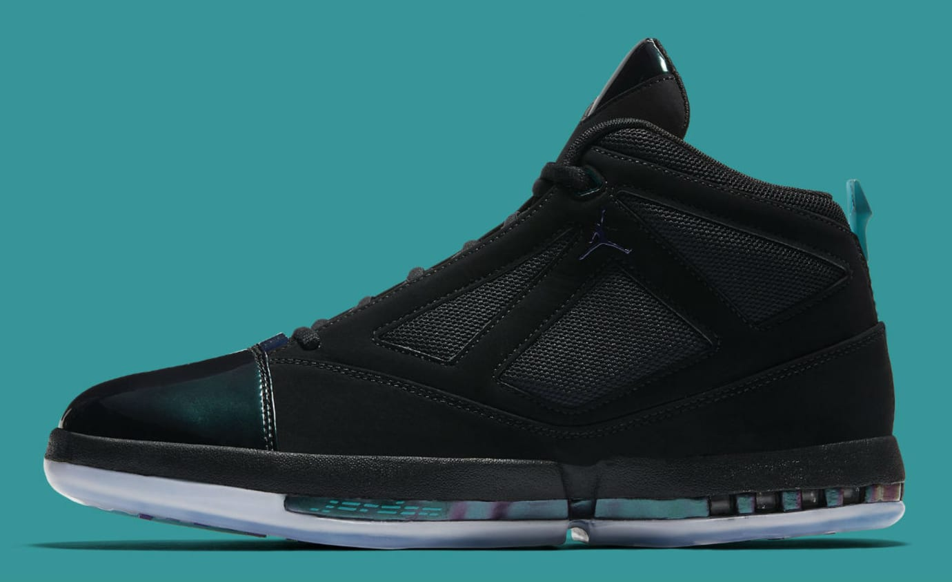 Air Jordan 16 XVI CEO Boardroom Release Date Profile No Shroud AA1235-003