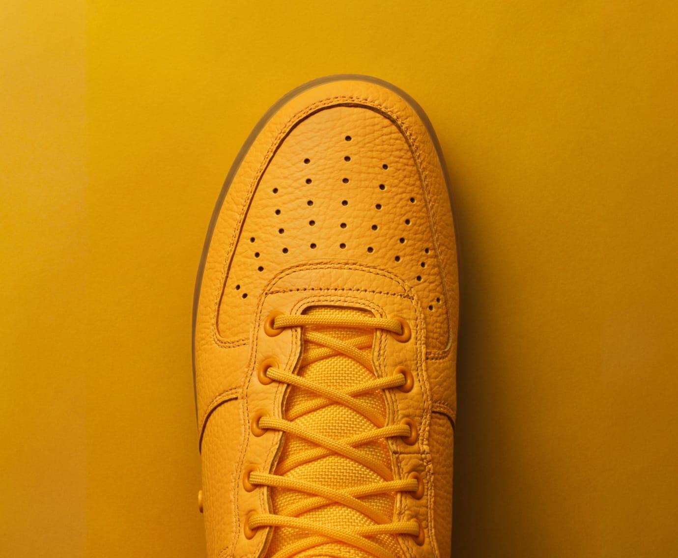 Odell Beckham Jr Nike Air Force 1 OBJ Toe