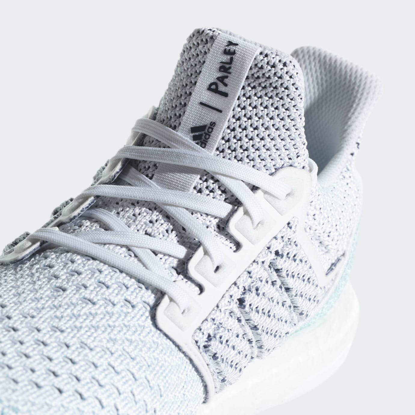 Parley x Adidas Ultra Boost LTD Release Date BB7076 Tongue