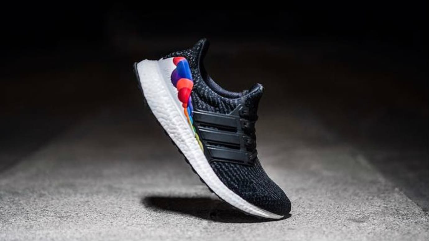 Adidas Ultra Boost Pride Month Release Date Side