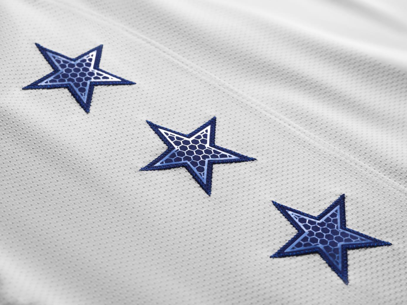Jordan All-Star Uniform 2019 White Stars