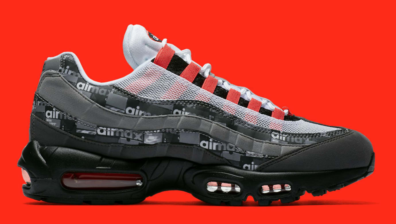 Atmos x Nike Air Max 95 We Love Nike Safety Orange Release Date AQ0925-002 Medial