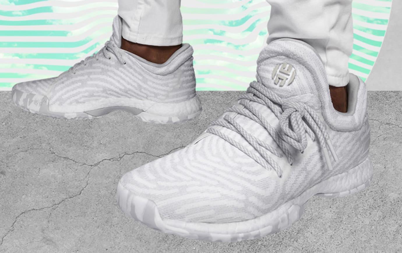 Adidas Harden LS LA Life On Feet